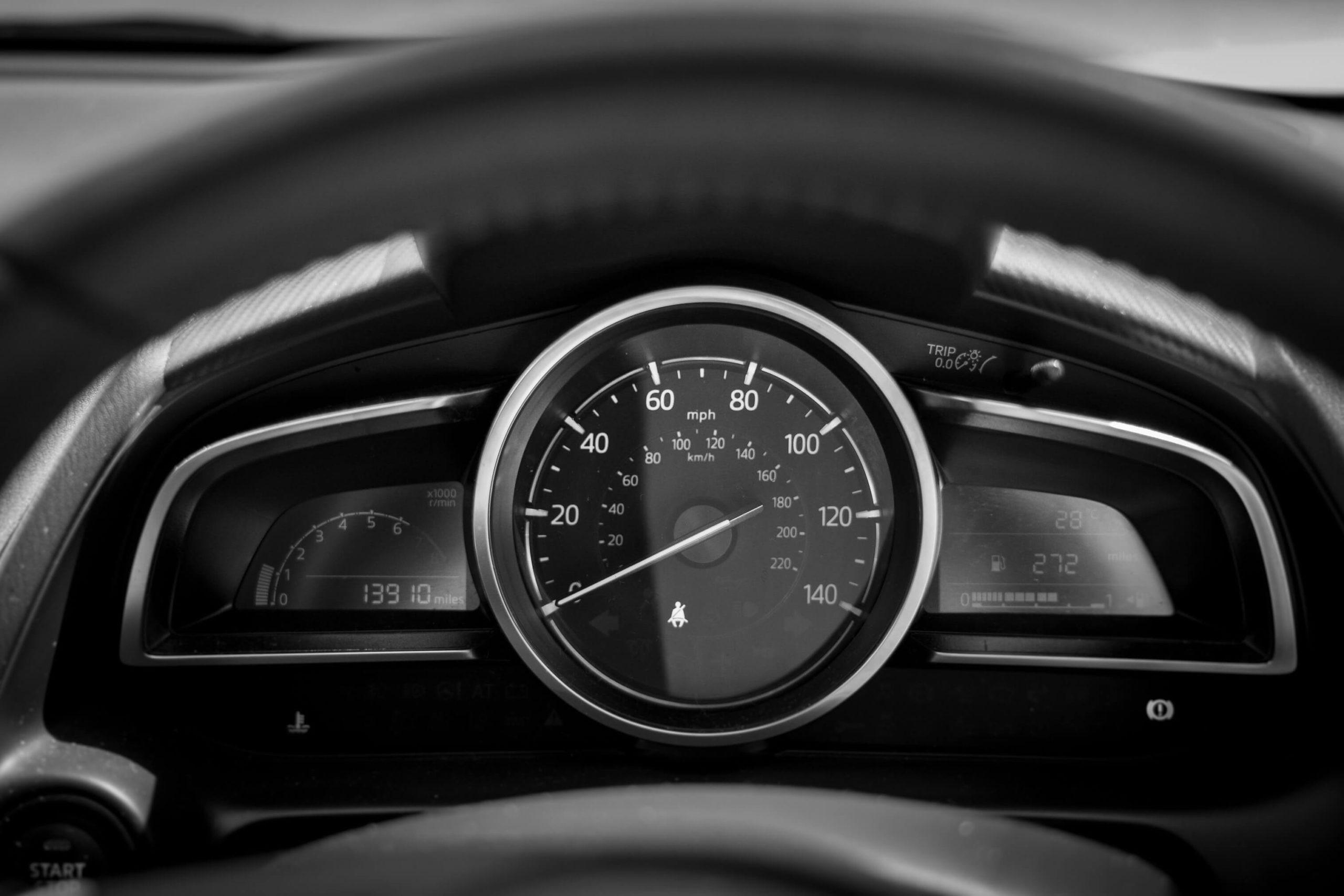 New Speeding Alert Feature