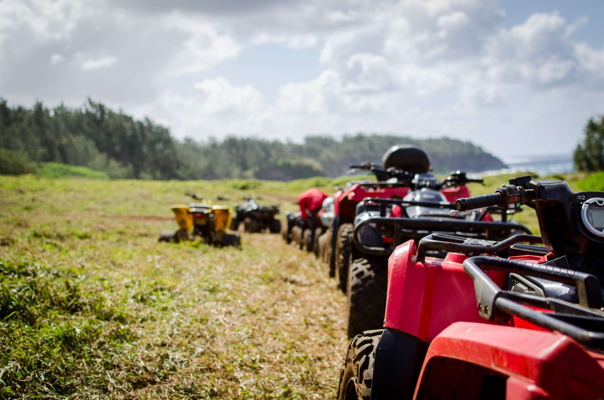 Vehicle Tracking Solution Recovers Stolen Quad Bikes